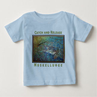 MUSKY C and R Baby T-Shirt