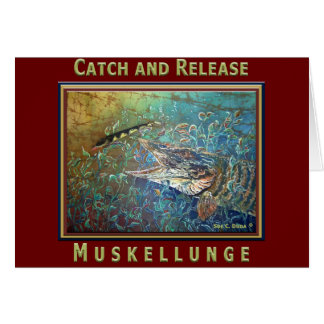 MUSKY C and R Card