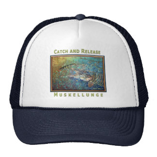 MUSKY C and R Hats