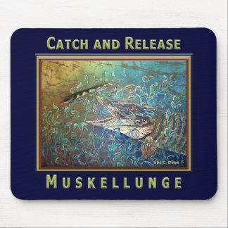 MUSKY C and R Mouse Pad