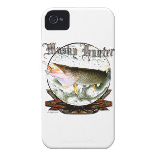 Musky hunter 1 iPhone 4 Case-Mate cases