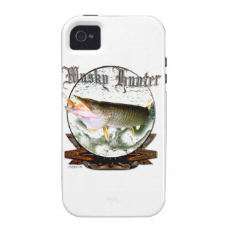 Musky hunter 1 iPhone 4 cover