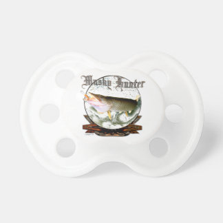 Musky hunter 1 pacifier