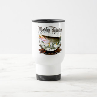 Musky hunter 1 travel mug
