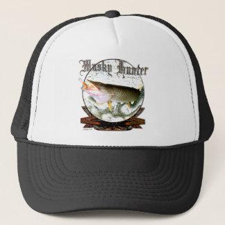 Musky hunter 1 trucker hat