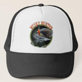 Musky hunter 7 trucker hat