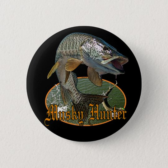 Musky Hunter 9 Button