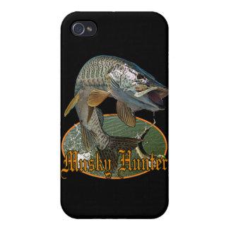 Musky Hunter 9 iPhone 4 Case