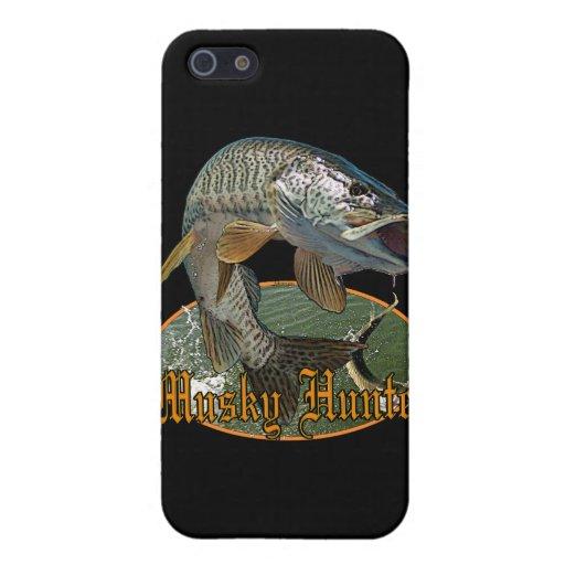 Musky Hunter 9 iPhone 5 Case