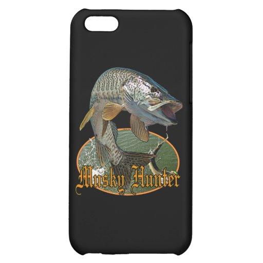Musky Hunter 9 iPhone 5C Case