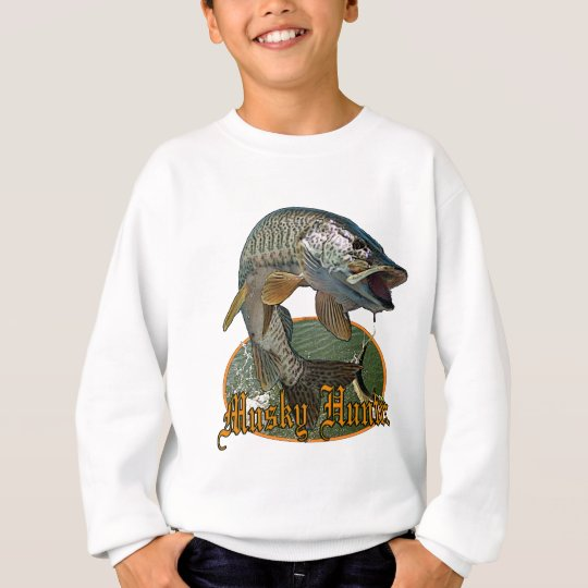 Musky Hunter 9 Sweatshirt