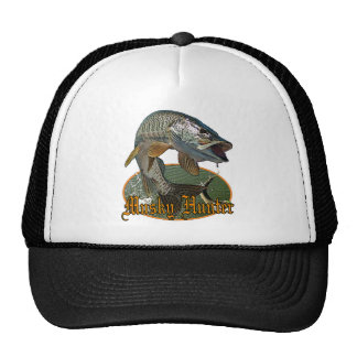 Musky Hunter 9 Trucker Hat