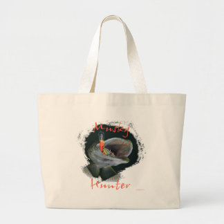 Musky Hunter Tote Bag
