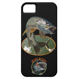 Musky Hunter iPhone 5 Cover