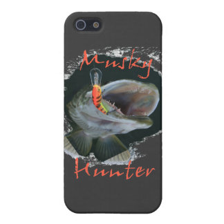 Musky Hunter Cover For iPhone SE/5/5s