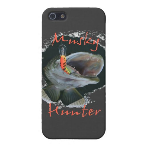 Musky Hunter Covers For iPhone 5