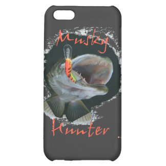 Musky Hunter iPhone 5C Cover