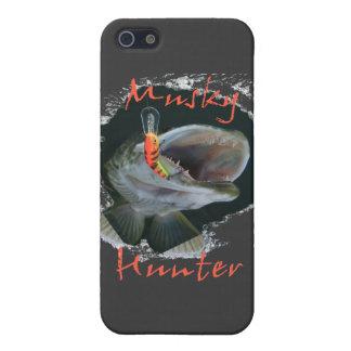 Musky Hunter iPhone SE/5/5s Case