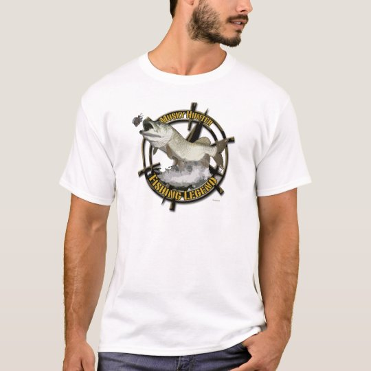 Musky Hunter legend T-Shirt