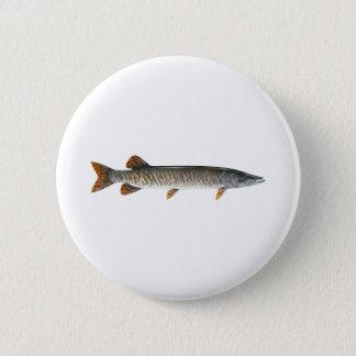 Musky - Muskellunge Pinback Button