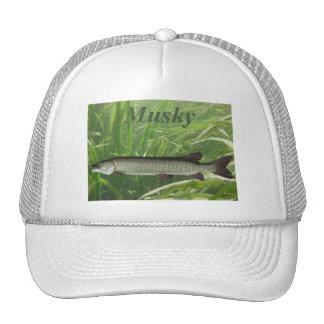 Musky Trucker Hat