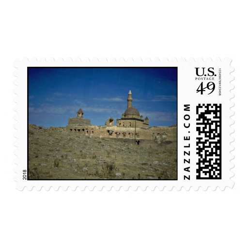 Muslim Architecture Postage Stamps