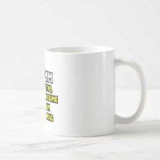 Muslim...Assume I Am Never Wrong Classic White Coffee Mug