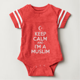 proud to be muslim baby clothes apparel zazzle