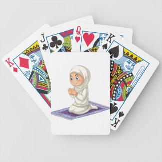 Muslim Bicycle Playing Cards