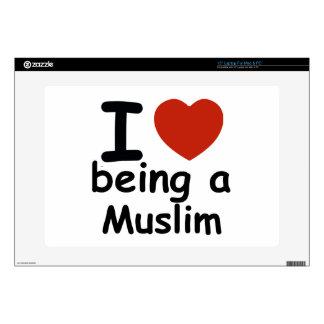 "Muslim design decals for 15"" laptops"