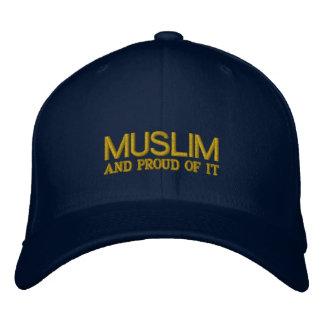 Muslim Embroidered Baseball Hat