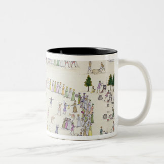 Muslim Festivals including the end of Ramadan from Two-Tone Coffee Mug