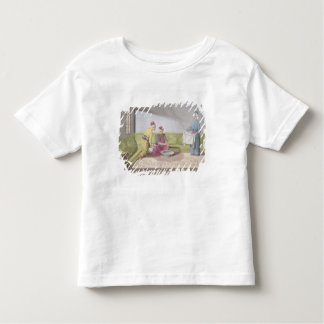 Muslim Performing his Ablutions, plate 34 from Par Toddler T-shirt