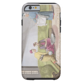 Muslim Performing his Ablutions, plate 34 from Par Tough iPhone 6 Case