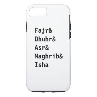 Muslim prayers phone case