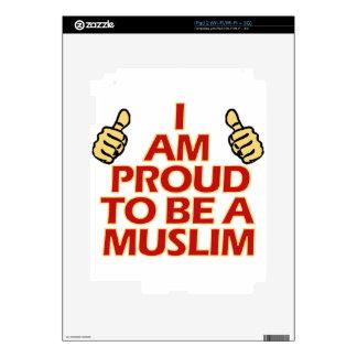 MUSLIM religious designs iPad 2 Decals