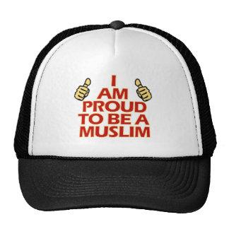 MUSLIM religious designs Trucker Hat