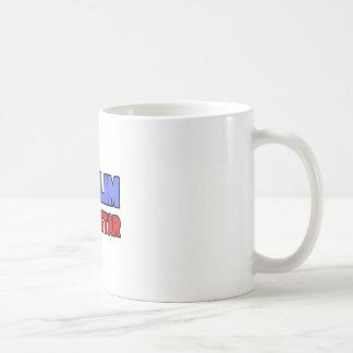 Muslim Rock Star Classic White Coffee Mug