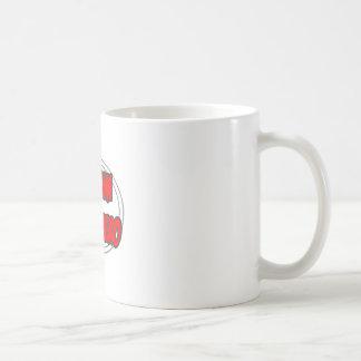 Muslim Superhero Classic White Coffee Mug