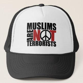 Muslims are not terrorists cap