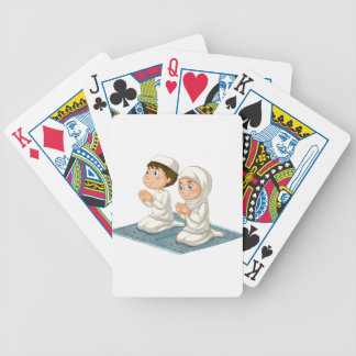 Muslims Bicycle Playing Cards