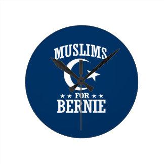 MUSLIMS FOR BERNIE SANDERS ROUND CLOCK