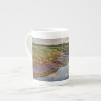 Musquash Marshes - bone china mug