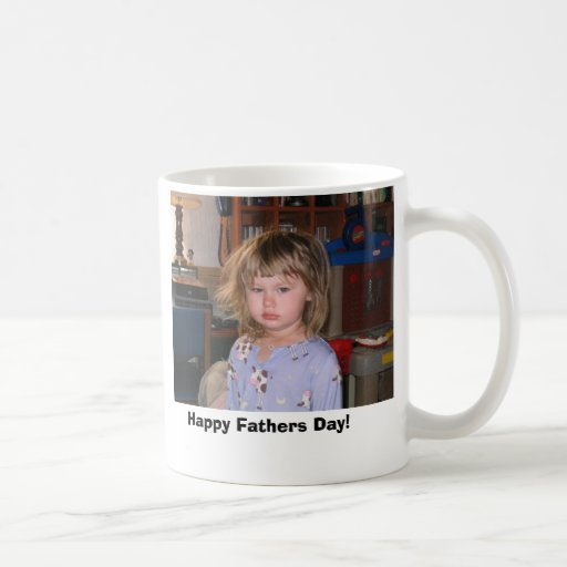 mussed, Happy Fathers Day! Classic White Coffee Mug
