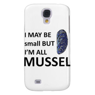 Mussel Size Galaxy S4 Cover