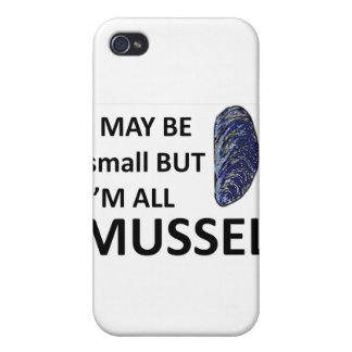 Mussel Size iPhone 4 Covers