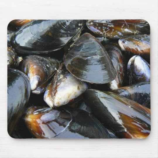 Mussels Mouse Pad