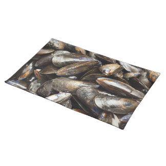 Mussels Table Placemat