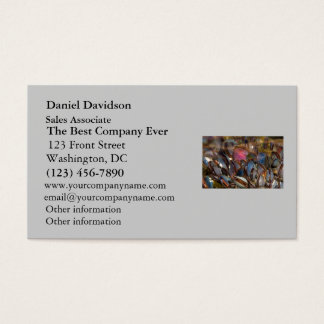 Mussels Under the Ocean Business Card