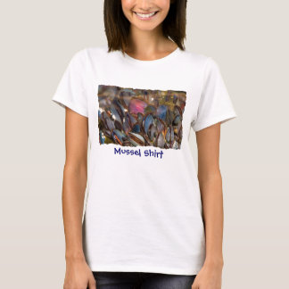 Mussels Under the Ocean T-Shirt